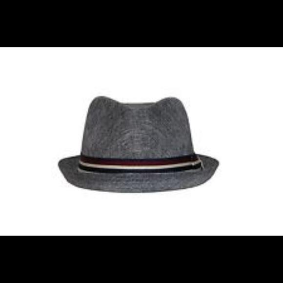 20f49bb2ab552 NWT Men s Milani 100% Polyester Gray Fedora Hat